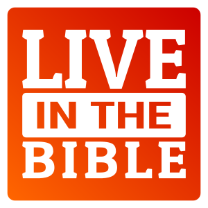 Live in the Bible Logo