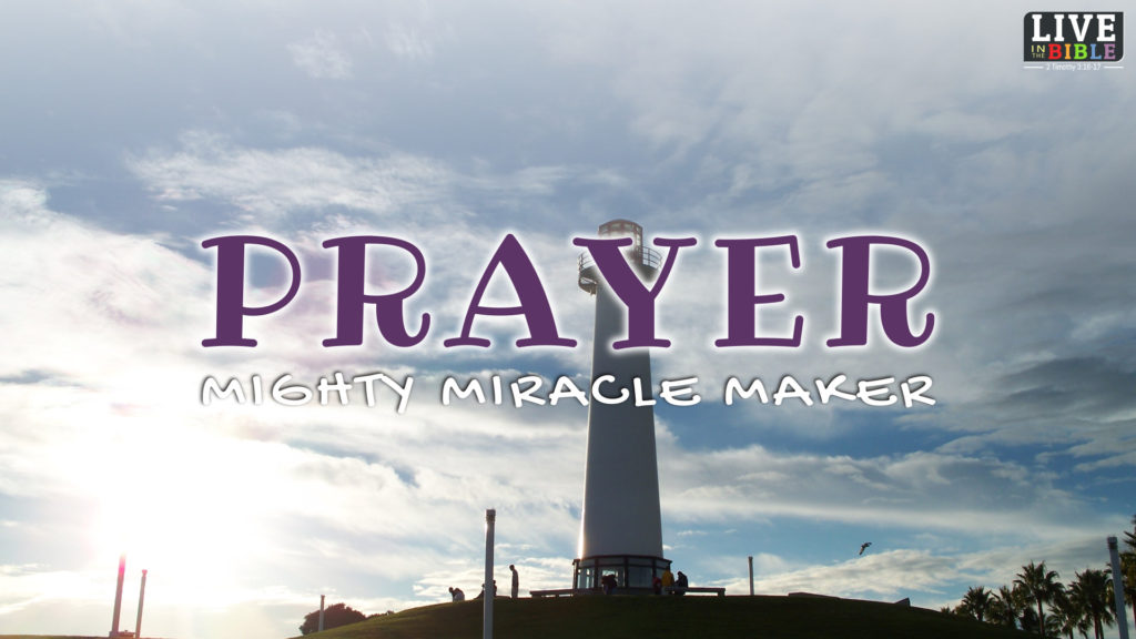Prayer Mighty Miracle Maker